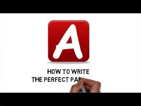 How To Write A Good Persuasive Essay Introduction, Body